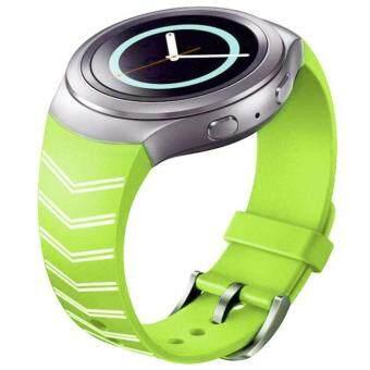Luxury TPU Silicone Watch Band Strap For Samsung Galaxy Gear S2 SM-R720 GN1