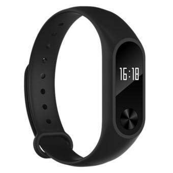 Harga M2+ OLED display Heart Rate Monitor Smartband Health FitnessTracker for Android iOS as good as Xiaomi Mi band