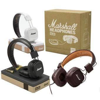 Harga Marshall Major Monitor Over-Ear DJ Studio Hifi Headphone HeadsetWith Mic