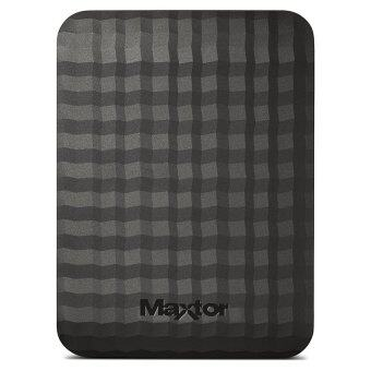 Maxtor M3 Portable External Hard Drive 1TB Black