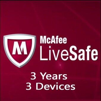 Review Mcafee Livesafe Internet Security 2019 For 3years 1pc