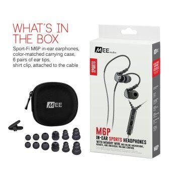 MEE Audio M6P Black