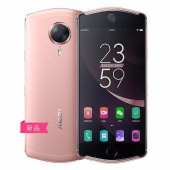 Harga MEITU T8 LATEST THIRD SERIES DECA CORE 4G+128GB (Rose Gold)