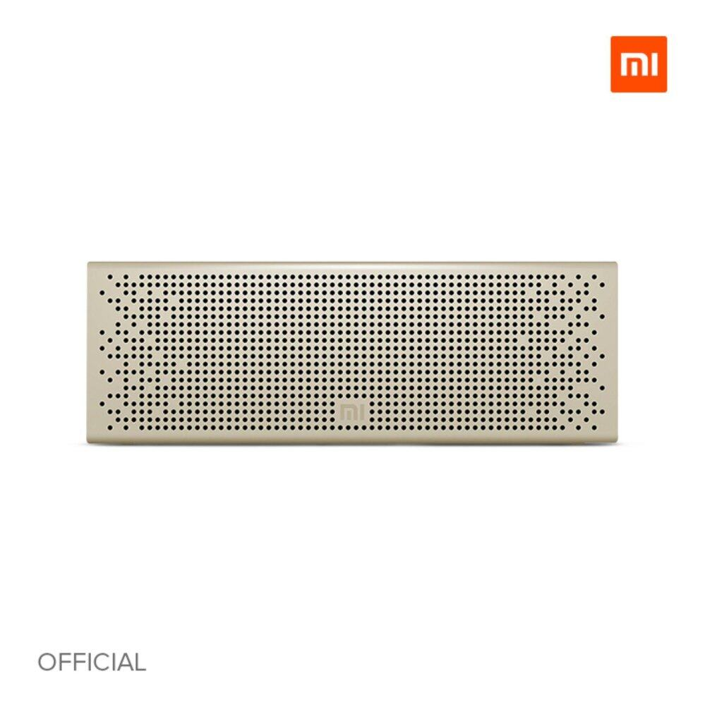 Features Original Xiaomi Mi Rechargeable Portable Ultra Mini Pportable Bluetooth Speaker Gold