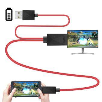 Micro USB MHL to HDMI Cable HDTV Converter Adapter for Android support MHL only
