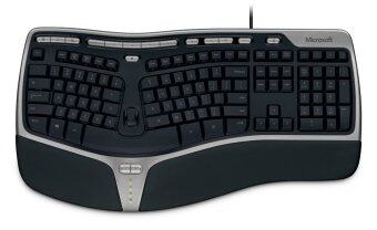 Harga Microsoft Natural Ergonomic Keyboard 4000