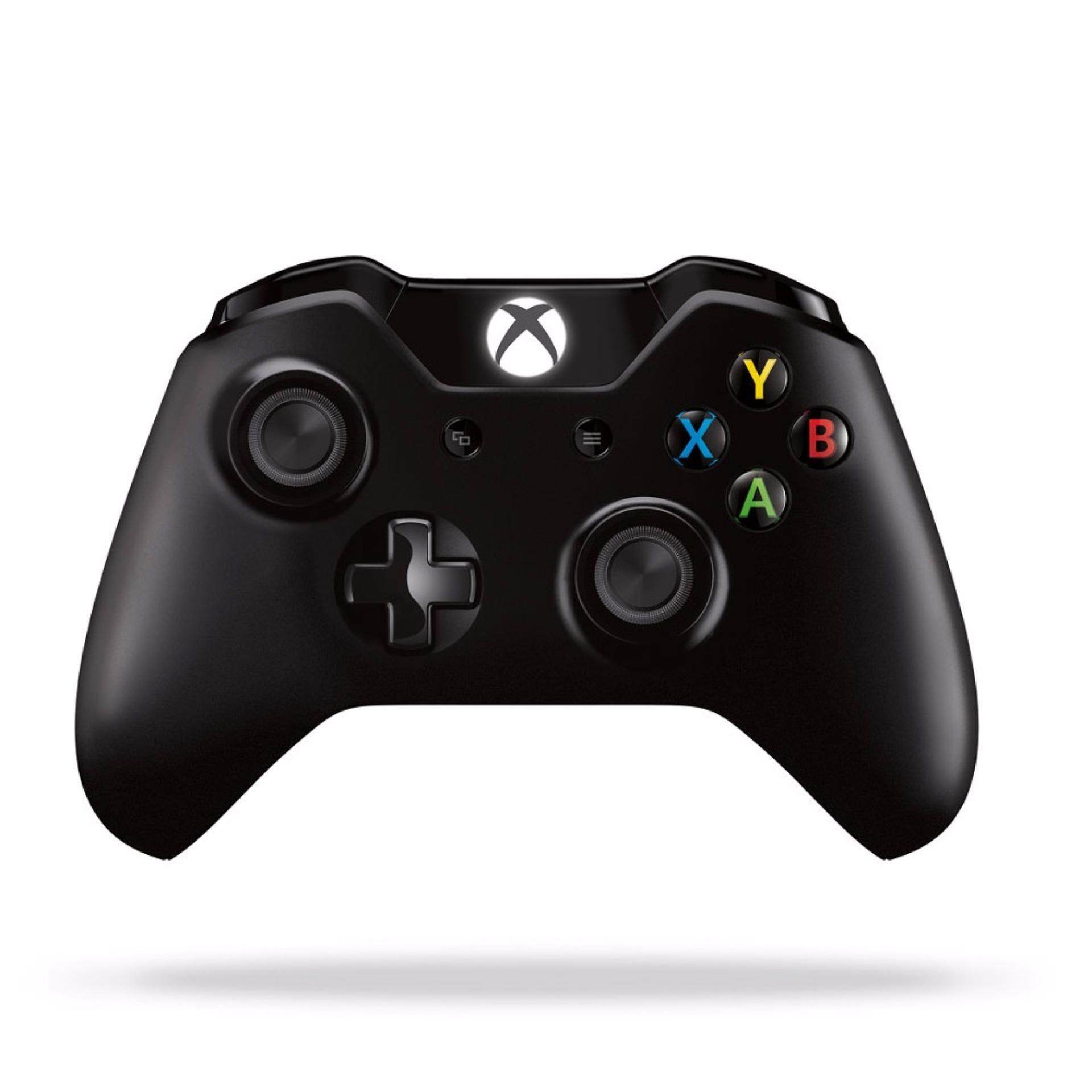 Microsoft xbox one wireless controller black loose packing lazada malaysia