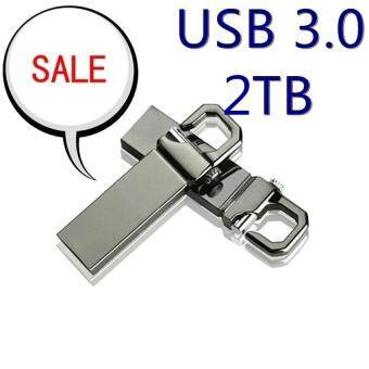 Might&Sight Flash Drive real capacity pen Drive 2TB thumbpendrive usb 3.0 memory stick u disk (Silver)