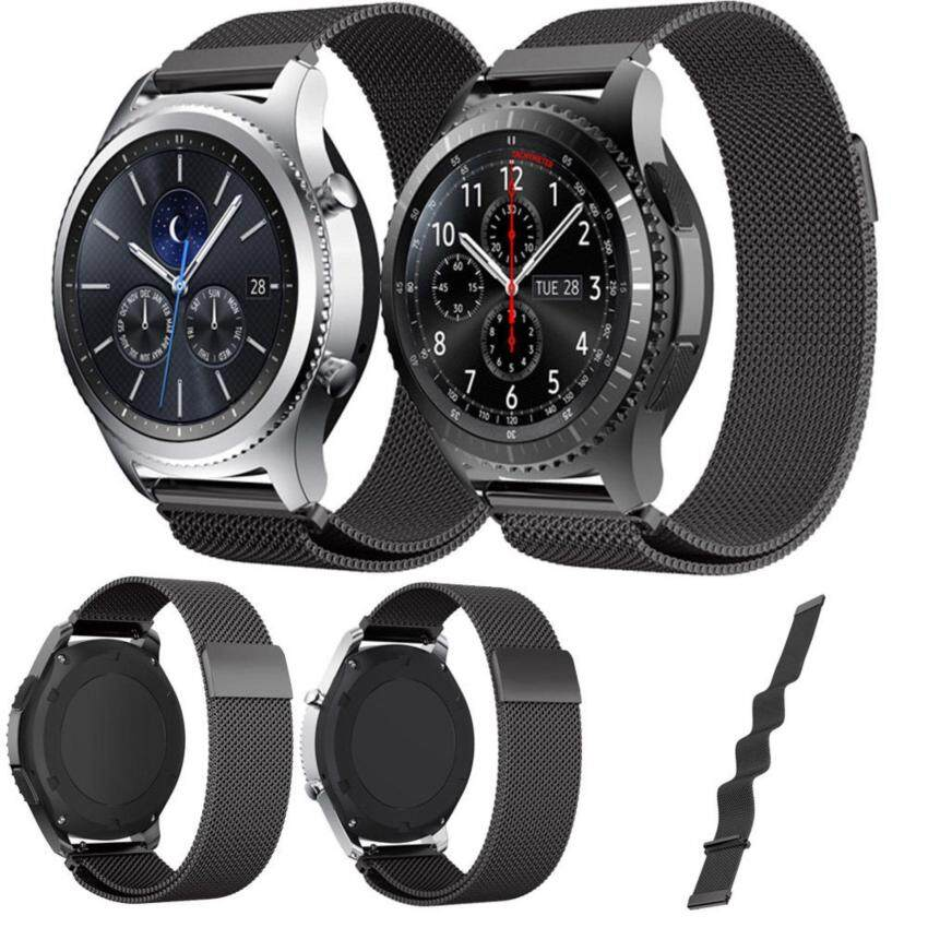 Milanese Loop Watchband For Samsung Gear S3 Classic Strap For GearS3 Frontier Stainless Steel Band w