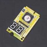 Promo Mini 3 In1 Pci E Lpc Pc Laptop Analisis Penguji Tes Diagnostik Bunga Beserta Sticker Murah