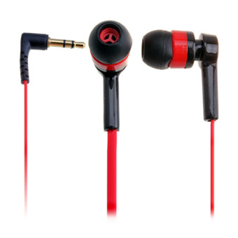 Mini In-Ear Earphone for iPod MP3 MP4 MP5 (Red)