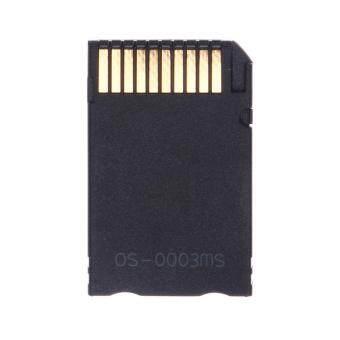Mini Memory Stick Pro Duo Card Reader Micro SD TF to MS CardAdapter - 4