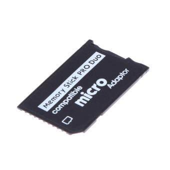 Mini Memory Stick Pro Duo Card Reader Micro SD TF to MS CardAdapter - 3
