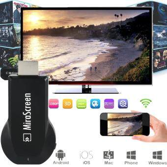 Harga Mirascreen Dongle 1080P Streaming Media Player DLAN Miracast Airplay Tv dongle wifi Display receiver For Tablet Smartphone