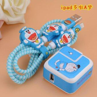 Harga Mobile Cable Protect Cover - Doraemon
