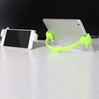 Mobile Phone Holder Bed Thumb Smartphone Tablet Accessory Mount Stand Support Desk Desktop Table Stents - (Intl) - 5