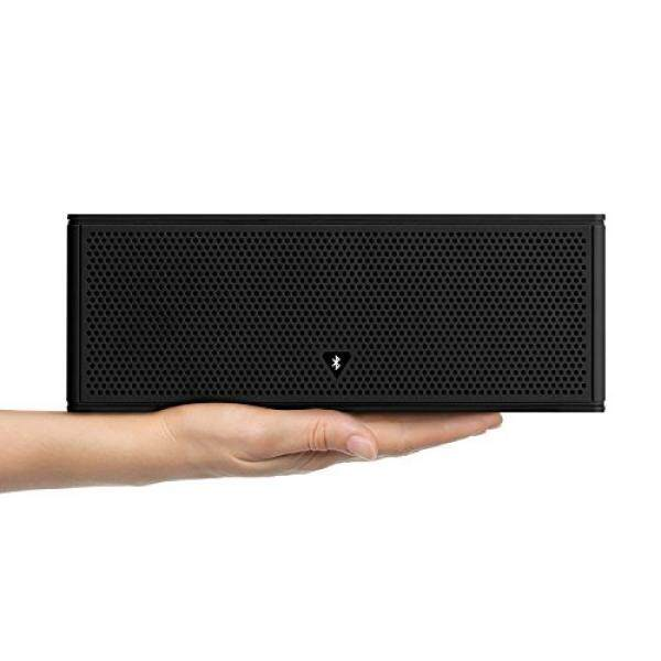Mobility Stream 12-Inch Premium Portable Bluetooth 3.0 Speaker - Best & Loudest Stereo Wireless Rechargeable and Water-Resistant Indoor/Outdoor Shower Speaker - intl