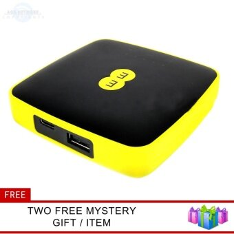 Modem Mifi Alcatel EE60 32 USER 4G LTE 150mbps 5150mah Battery - Portable Wifi Modem with Super Long lasting Battery ( Digi, Maxis, Celcom, Umobile )