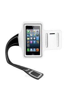 Elife 1 * Hitam Ponsel Tahan Air Tas Gym Olahraga Lari Casing Ban Lengan untuk iPhone