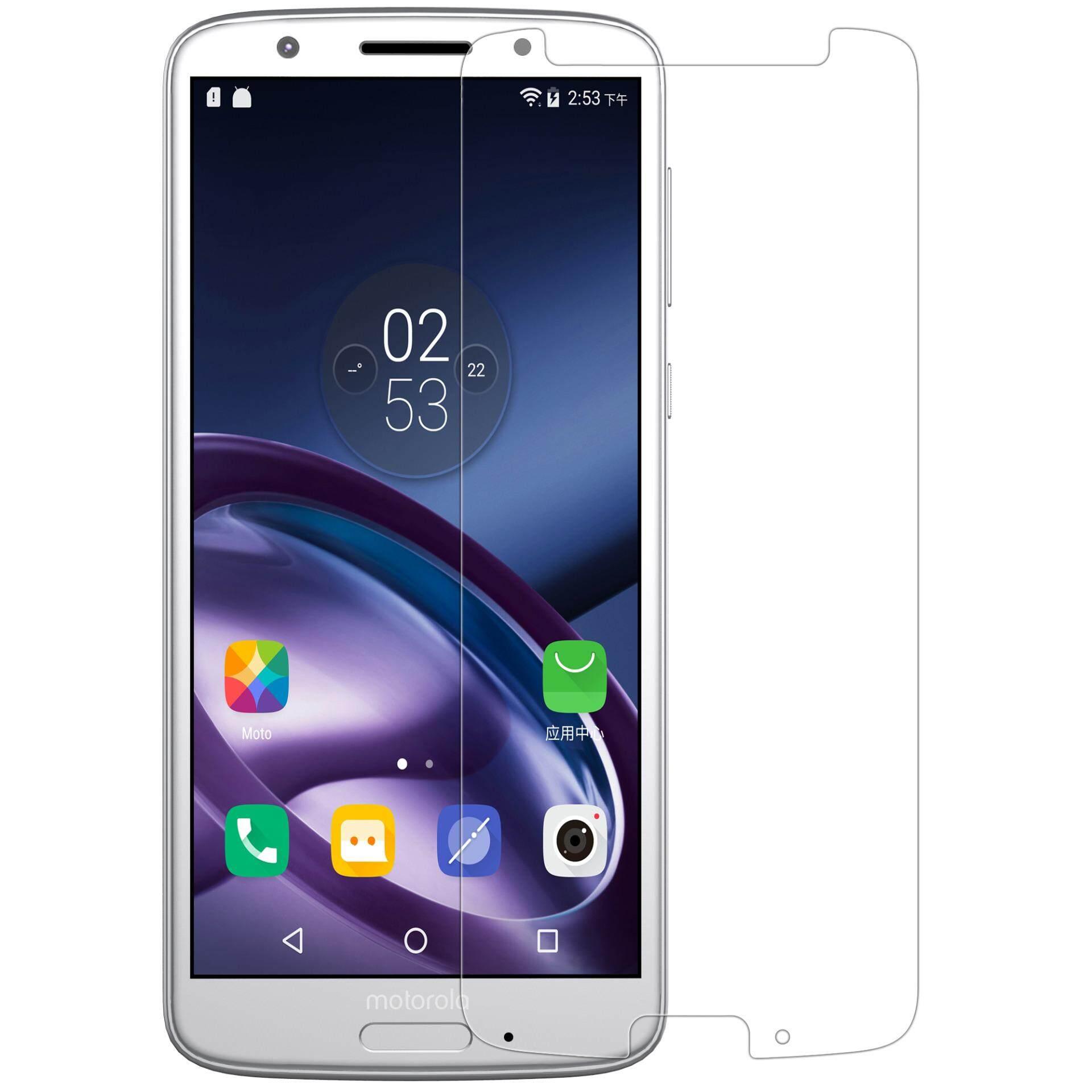 Nillkin Anti Explosion H Pro Tempered Glass For Motorola Moto Z Gores Huawei P10 Plus 02mm Original Source Thb 299