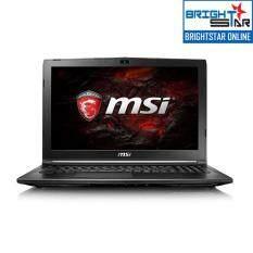 MSI GL62M 7RDX 1022MY Notebook (Intel i7 / 4GB / 1TB + 128GB SSD / 15.6inch / GTX1050 4GB) Malaysia