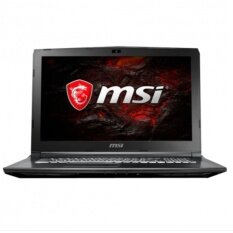 MSI GL62M-7RDX-1216 15.6 FHD Gaming Laptop Black (I5-7300HQ, 4GB, 1TB, NV GTX1050 2GB, DOS) Malaysia