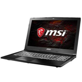 MSI GL62M-7RDX-1220 15.6 FHD Gaming Laptop Black (i7-7700HQ, 4GB, 1TB, NV GTX1050 2GB, DOS) Malaysia