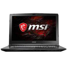 MSI GL62M 7RDX-1825 15.6 FHD Gaming Laptop Black (i5-7300HQ, 4GB, 1TB, NV GTX1050 4GB, W10) Malaysia