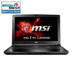 MSI GL62MVR 7RFX 1057MY Notebook (15.6inch / Intel i7 / 8GB / 1TB + 128GB SSD / GTX1060 6GB) Malaysia