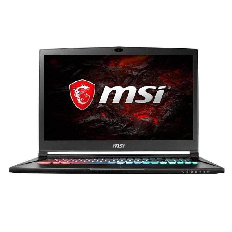 MSI GS73VR 7RF-261MY Stealth Pro Notebook (Intel I7 / 16GB / 1TB + 256GB SSD / GTX1060) Malaysia
