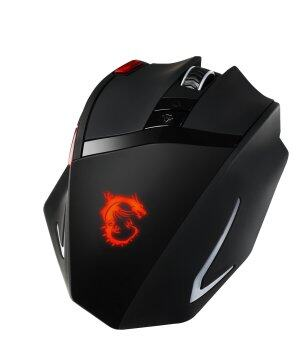Harga # MSI INTERCEPTOR DS200 GAMING MOUSE #