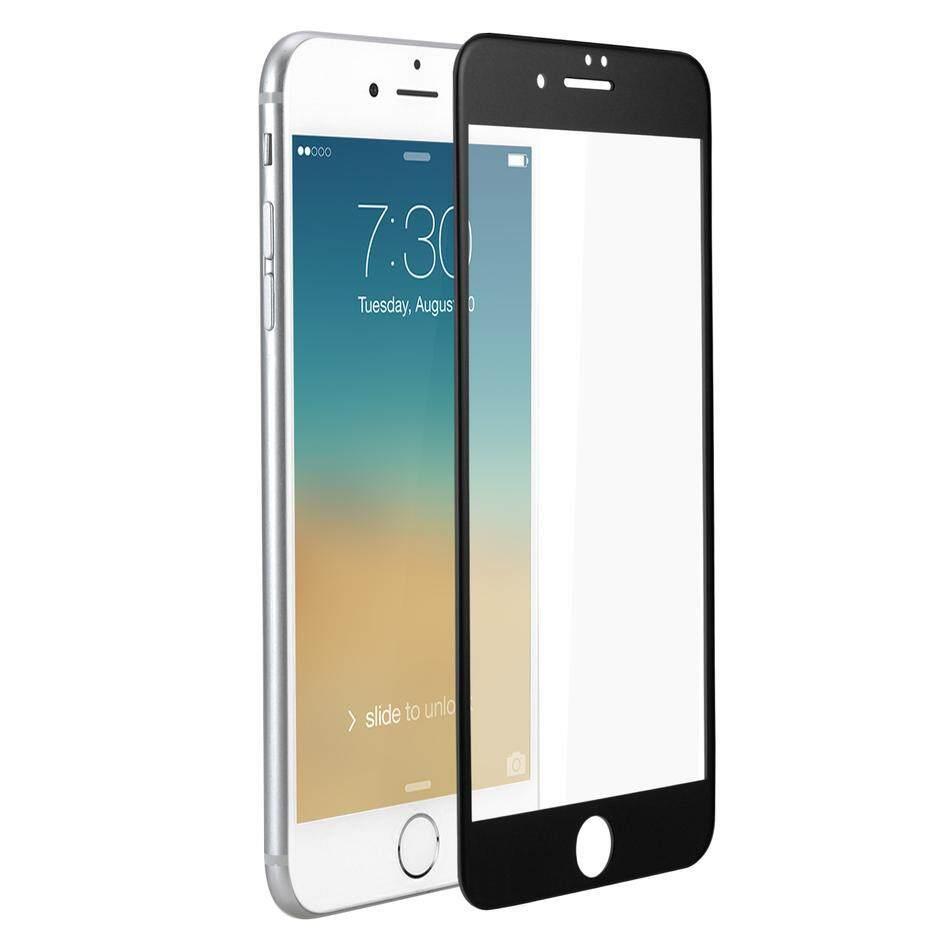 MSK Kualitas Baik 9 H 2.5D Kaca Film untuk Apple iPhone 6 Plus 5.5 'Jual Panas Baru Modis Mewah 5D Curved Sisi Penuh Sarung Kaca Layar Pelindung untuk Iphone 6 Plus Anti-Explosion Kaca Melunakkan Menjaga dengan Paket -Internasional