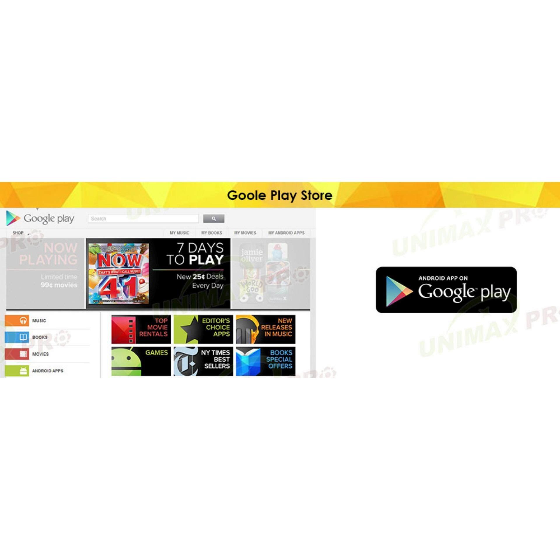 MXQ PRO 4K WATCH 10000++ DRAMA / MOVIE Quad Core 1GB / 8GB Android TV Box