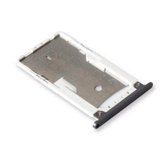 Nano SIM/ Micro SIM Card Tray Holder Micro SD Card Slot HolderAdapter Repair Spare Parts for Xiaomi Redmi Note 4 MTK