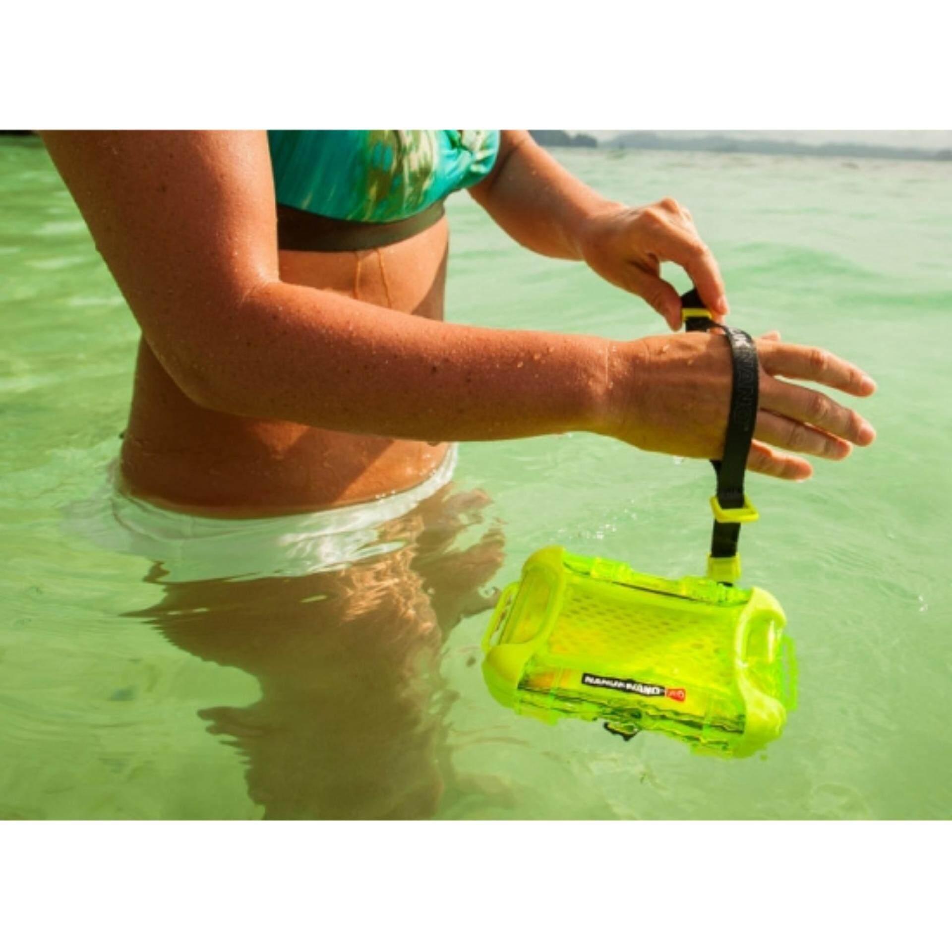 Nanuk 320 Nano Series Waterproof Small Hard Case for Phones, Cameras and Electronics