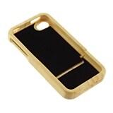 Beli Barang Bambu Alami Kayu Keras Case Belakang Penutup Pelindung To Apple Iphone 4 4G 4 S Online