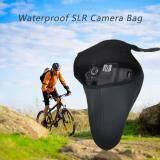 Cuci Gudang Neoprene Waterproof Slr Dslr Kamera Liner Case Cover Hitam Intl