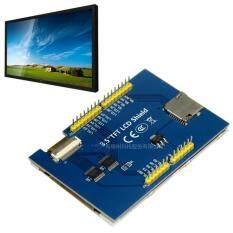 Baru 3 5 Inci Arduino Modul Mendukung Layar Lcd For Mega2560 Hd 320X480 Hitam Not Specified Diskon