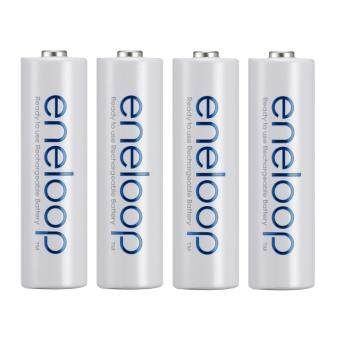 New! Panasonic Eneloop Quick Charger with 3 Color LED Indicator with 4 x AA 2000mAh Rechargeable Battery (Original) Malaysia