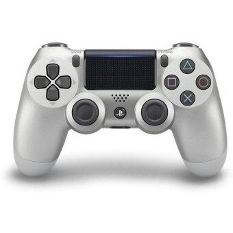 Harga [New Version] DualShock(R)4 Wireless Controller for PlayStation 4(PS4) CUH-ZCT2G/Silver