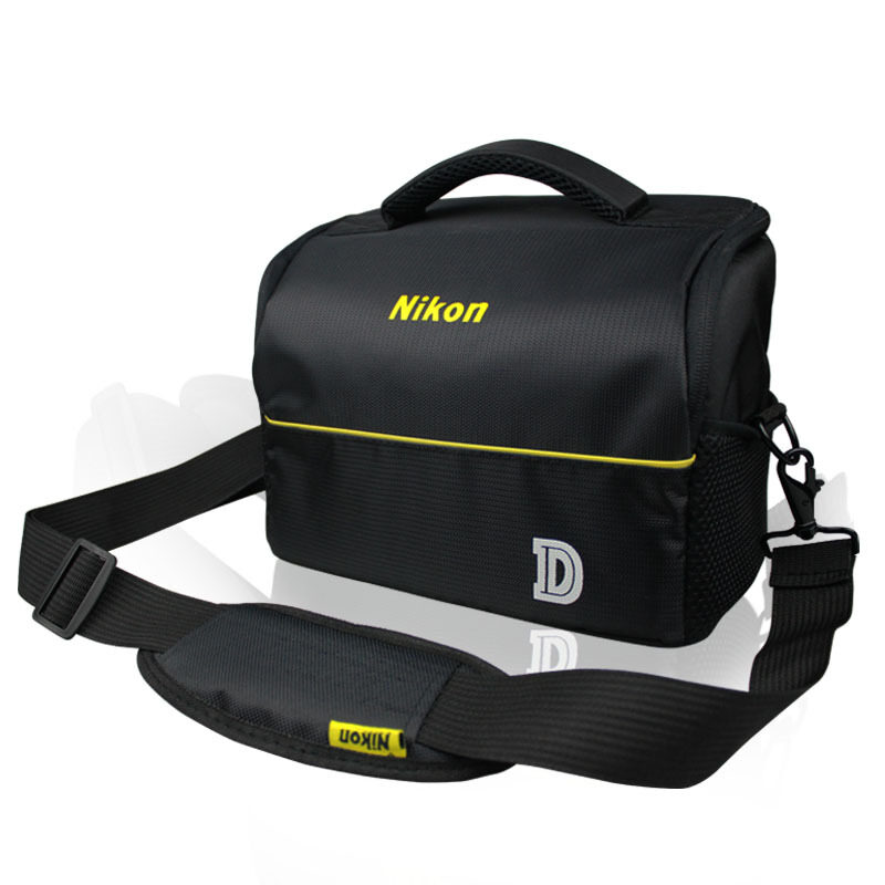 Harga Nikon Classic Camera Bag Dslr Camera Shoulder Bag Portable Handbag Fashion Polyester Camera Case For 1 Camera 2 Lenses And Small Accessories Intl Online Tiongkok