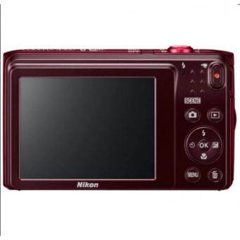 Nikon Coolpix A300 Digital Camera + 8GB SanDisk SDHC Card + Nikon Casing (ORIGINAL NIKON MALAYSIA) - 3