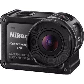Nikon KeyMission 170 Action Camera 4K UHD