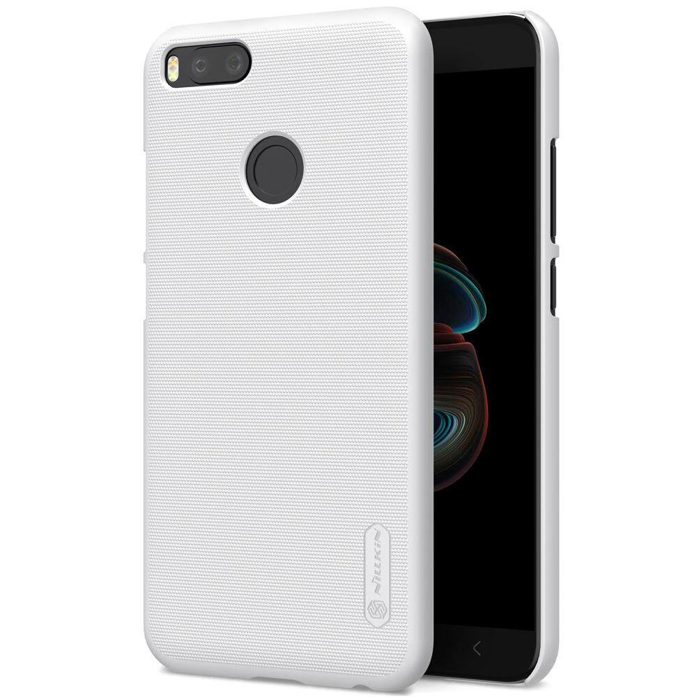 ขาย Nillkin สำหรับ Xiaomi Mi A1 ยากผิวหยาบซูเปอร์มีน้ำค้างแข็งโล่โทรศัพท์กรณีสำหรับ Xiaomi Mi 5X นานาชาติ Nillkin ออนไลน์