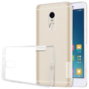 Nillkin Ultra Thin Soft TPU Silicon Back Case for Xiaomi Redmi Note4 (Clear)