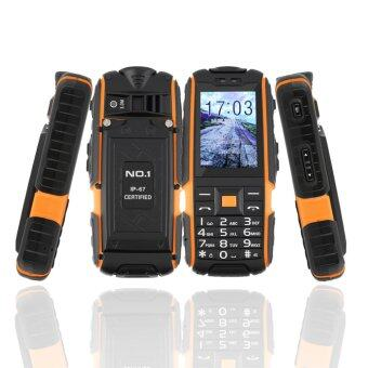 "Harga NO.1 A9 2.4"" Waterproof Mobile Phone"