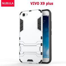 For VIVO X9 Plus 3 in 1 Hard PC Protective Back Cover Case/Anti falling