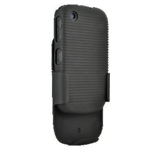 OEM Verizon Blackberry Curve 2 8530 Shell Holster Combo - intl