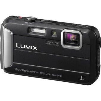 Harga Official Panasonic Lumix DMC-FT30 black(PANASONIC 2 YEARS WTY)