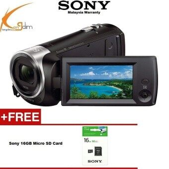 Official Sony HDR-CX405 Handycam Camcorder(SONY MALAYSIA 1 YEAR WARRANTY)